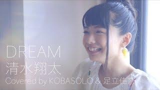 【女性が歌う】DREAM/清水翔太(Covered by コバソロ & 足立佳奈)