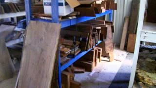 California Fruitwoods Shop Walkthrough 7-12-11 By Andrew Somawang
