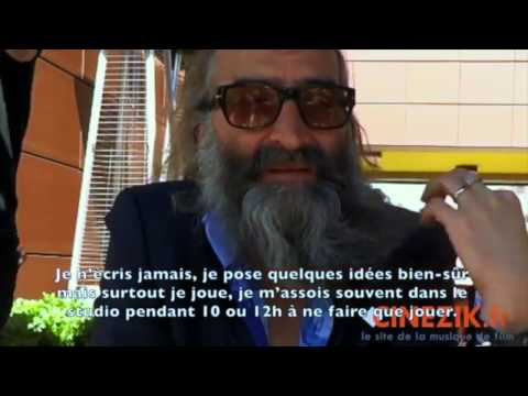 Interview Warren Ellis / La musique de film