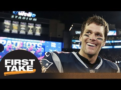 Brandon Marshall says NFL teams 'should be ashamed' Patriots back in Super Bowl | First Take | ESPN