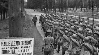 Вторая Мировая Война день за днем 26 серия (23-30 Июня 1941 года)