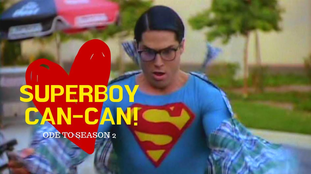 Download Superboy Can-Can! (Ode to Season 2)
