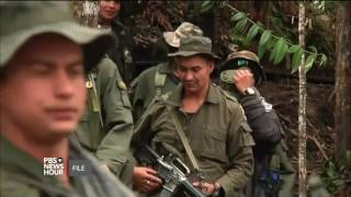 Anticipating peace, FARC holds final summit as an armed rebel group
