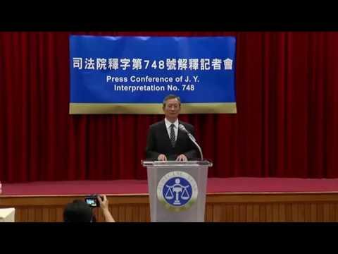 Taiwan declara hoje que casamento entre pessoas do mesmo sexo é legal