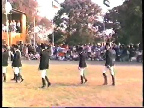 1987 Zambia   Lusaka, Derby, CHL, Grand Prix, part 9, Team Presentation, by HabariSalam