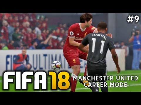 ANFIELD TO THE ALLIANZ! | FIFA 18 MANCHESTER UNITED CAREER MODE | #9
