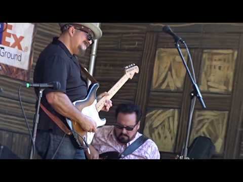 Kid Ramos at Portland's Waterfront Blues Festival 019