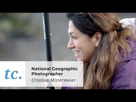 How National Geographic Adventurer of the Year Cristina Mittermeier Turned Her Passion into a Career