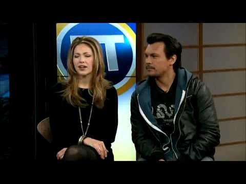 Riaz And Jody Talk With Adam Beach And Pascale Hutton From Arctic Air