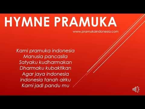 Hymne Pramuka Indonesia
