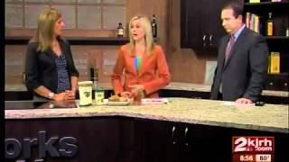 Sunday Brunch:  Julie Wheeler's Nutty Chia Banana Bread Ii