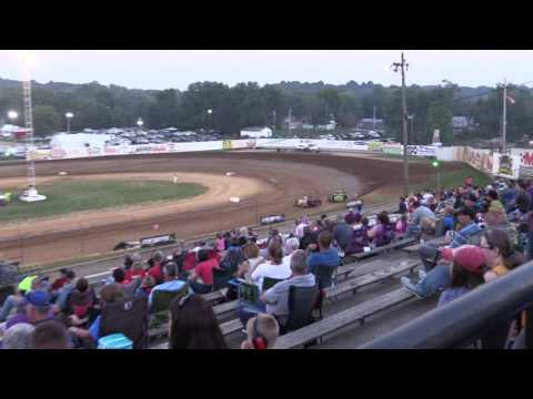 9 24 16 Modified Heat #3 Lincoln Park Speedway