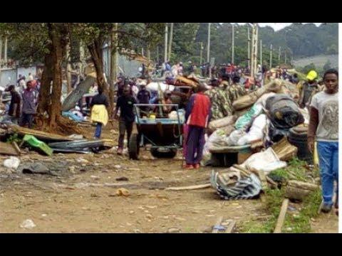 Old women left without homes as Kibera demolitions begin | KTN News Centre