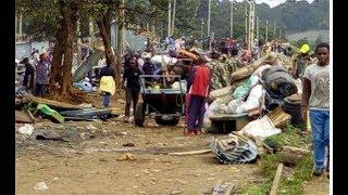 Old women left without homes as Kibera demolitions begin