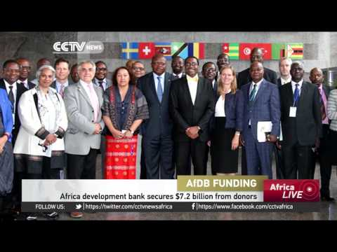 Africa Development Bank secures $7.2 billion from donors