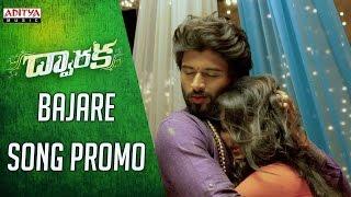 Download Hindi Video Songs - Bajare Song Promo || Dwaraka Movie || Vijay Devarakonda, Pooja Jhaveri || SaiKarthic