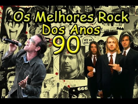 Resultado de imagem para rock dos anos 90