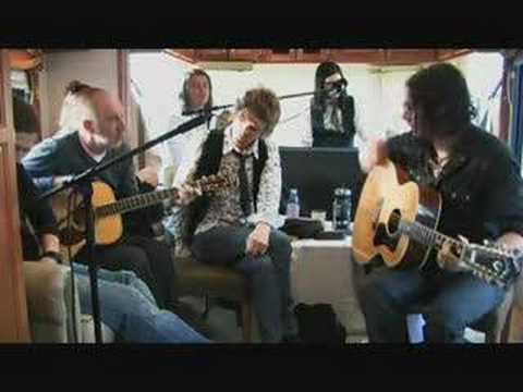 Raconteurs with Pete Townshend part 2