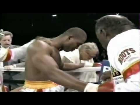 Mike Tyson vs Donovan Ruddock