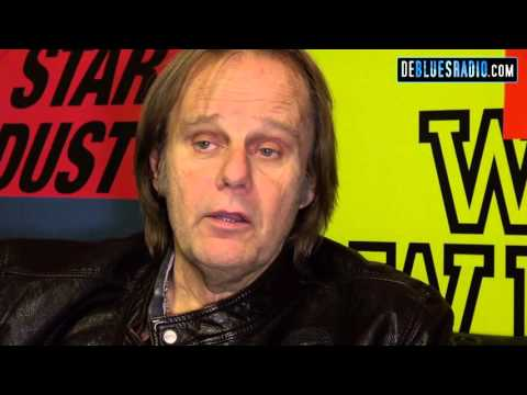 Walter Trout - interview and concert - live in Amsterdam 2015