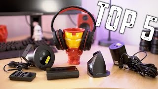 Top 5 Best Tech & Gadgets Under $100 - October 2016!