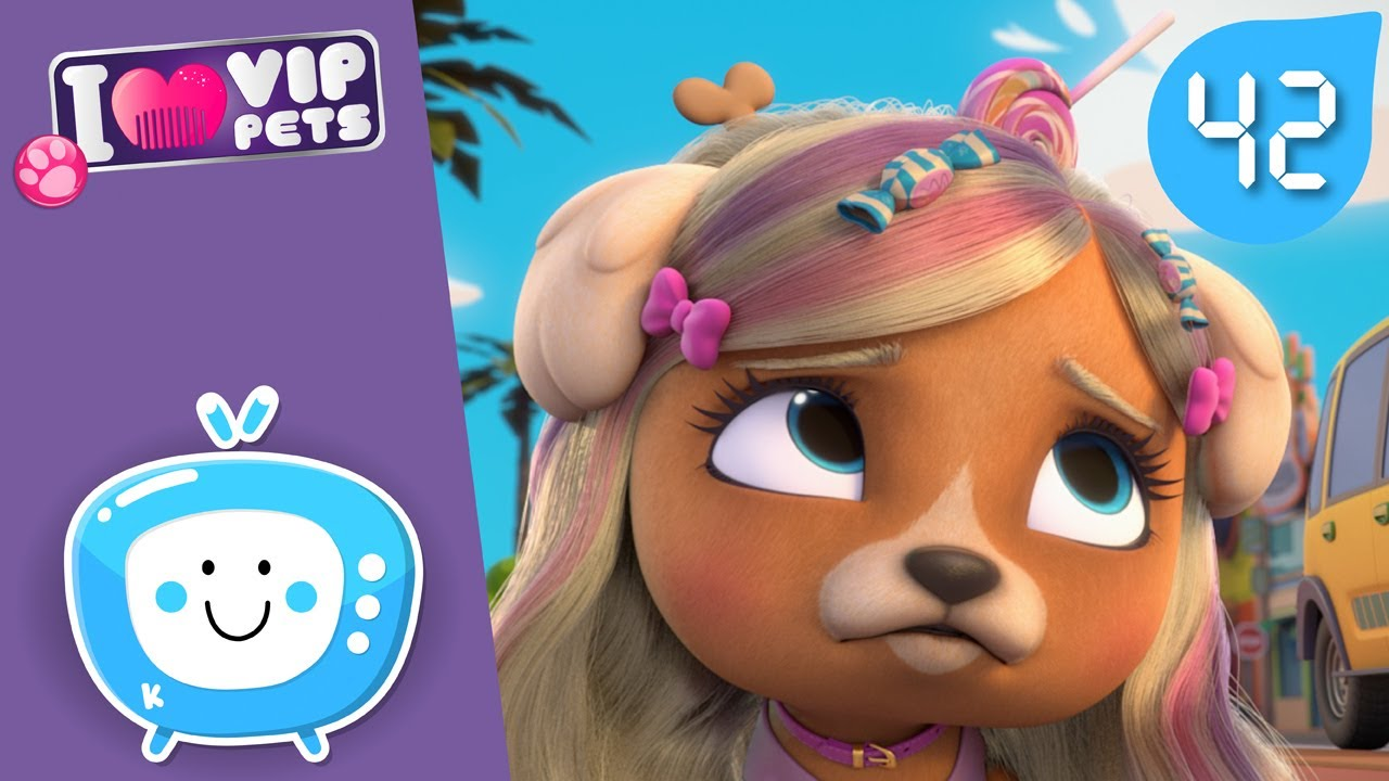 👧🏻 SUPER HAIRSTYLES 👧🏻 VIP PETS 🌈 FULL EPISODES 💇🏼 CARTOONS and VIDEOS for KIDS in ENGLISH