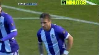 (1-0): Valladolid-Mallorca: Ebert 21'