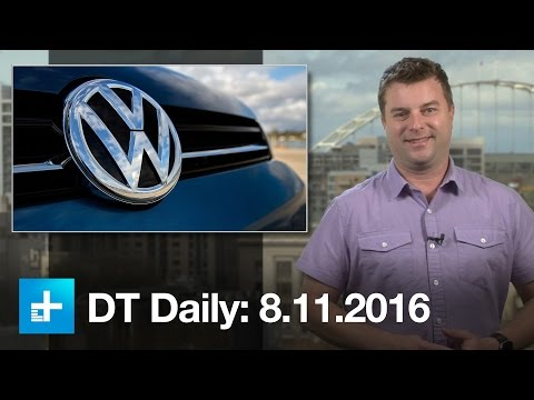 New remote unlock hack compounds VW's problems - YouTube