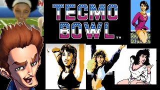 Tecmo Bowl / Tecmo Super Bowl Halftime Show / Cheerleaders Collection