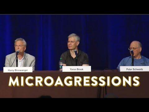 """""""I Don't Accept the Idea of Microaggression"""" (OCON 2015)"""