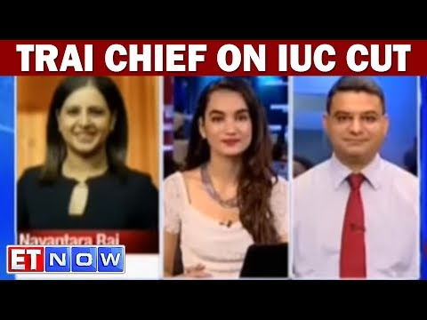 """TRAI Chief On IUC Cut: """"Gain Or Loss Arguments Not Our Concern"""""""