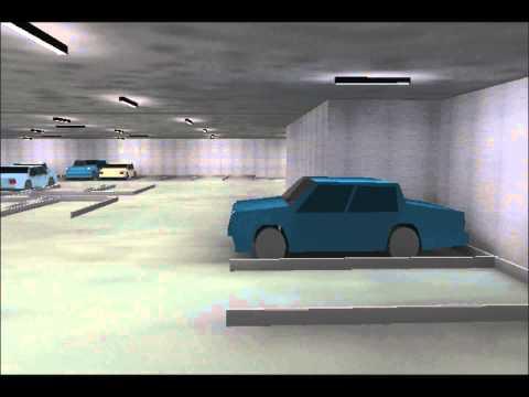 Lighting Application Design (Car Park)
