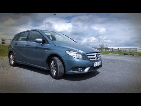 Mercedes B Class 2012 review