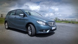 Mercedes B Class 2012 review(For the first time Mercedes have provided a test car to The Next Gear, Bob has a test but does he like the luxury 5 door hatchback or is it any good? Find out ..., 2012-06-28T21:23:01.000Z)