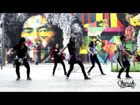 #10 Church Dancing || Say I Won't - Lecrae feat Andy Mineo