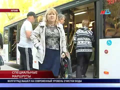 80 дополнительных автобусов запустят в Волгограде в Светлое Христово Воскресенье
