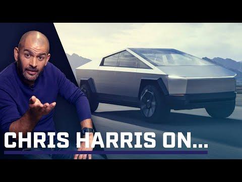 Chris Harris on... the Tesla Cybertruck   Top Gear