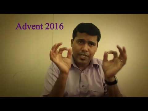 Advent By Fr Jerri Dias SJ