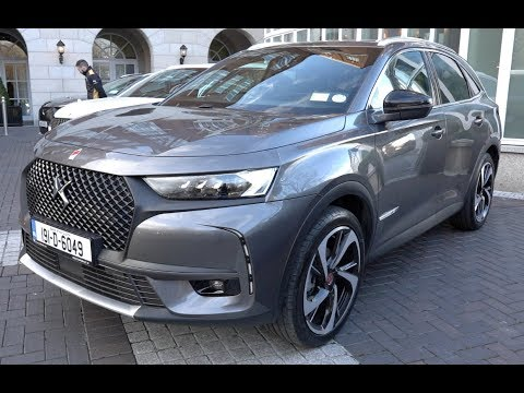 DS 7 Crossback Performance review | Will this car tempt an Audi Q5 buyer? #DS7Crossback