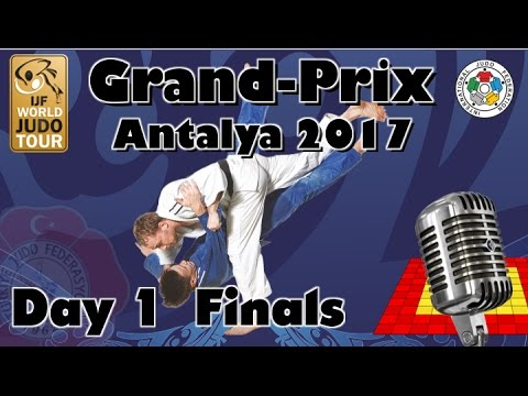 Judo Grand-Prix Antalya 2017: Day 1 - Final Block