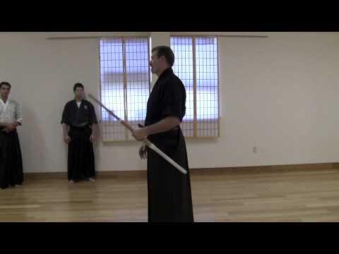 Samurai Mind Body Awareness, Balance, Posture James Williams Sensei Nami ryu