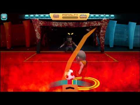 Luna League Soccer Gameplay Video