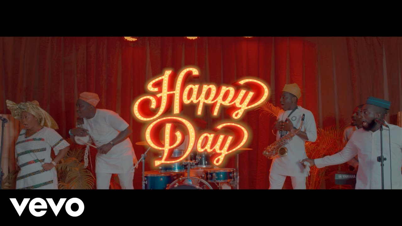 Broda Shaggi - Happy Day (Official Video)