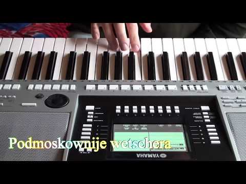 Music:Подмосковные вечера-Moskauer Nächte Style:Chillout