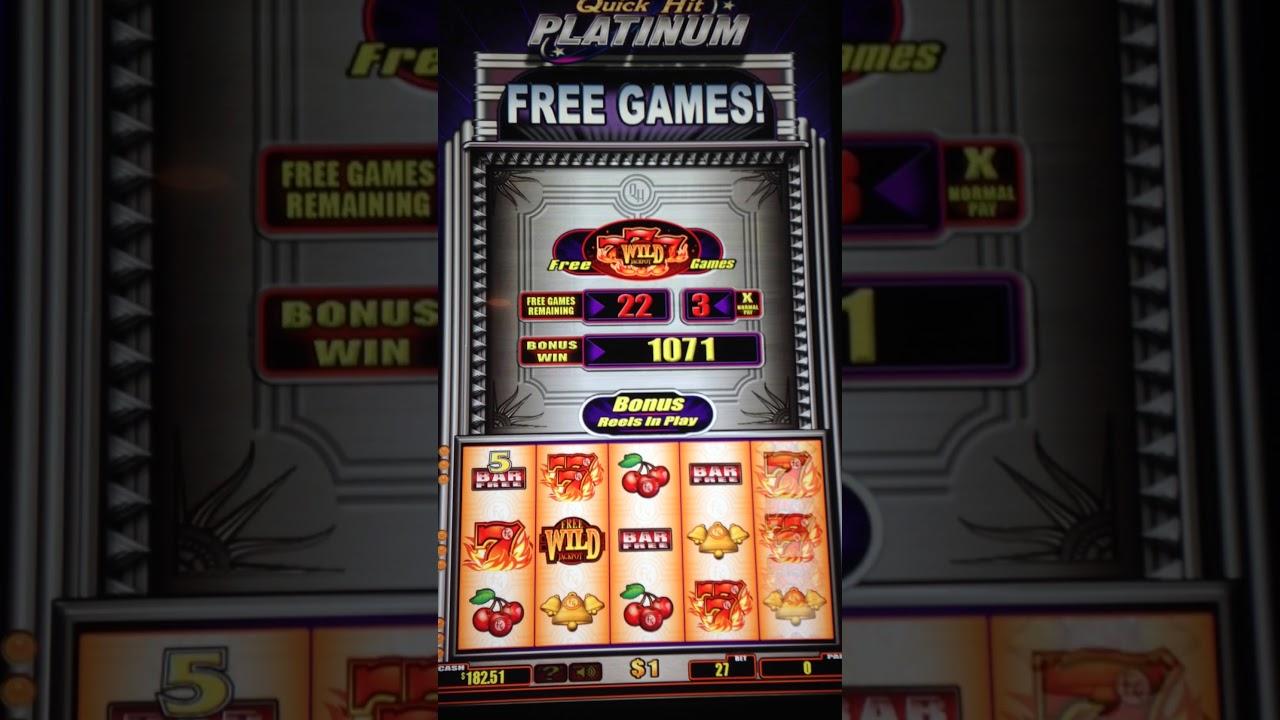 High Limit Slot Hits