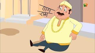Lalaji Ne Kela Khaya | Hindi Bal Geet | लाला जी ने केला खाया | Kids Tv India | Hindi Nursery Rhymes