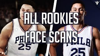 NBA 2K17: ALL Rookie