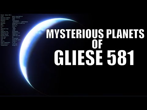 Gliese 581 System - Habitable Planets Full of Mysteries?