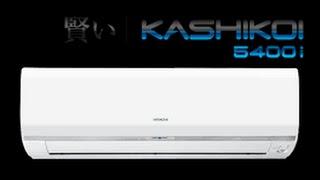 AC REVIEW OF HITACHI KASHIKOHI 5 STAR INVERTER AC 2016!