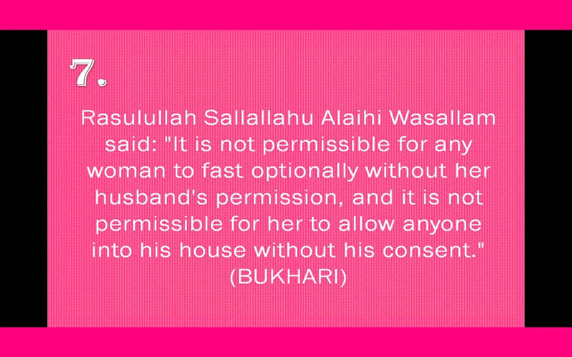 How Islam Teaches Wives to Contribute Towards Happy Married